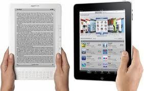 iPad Kindle