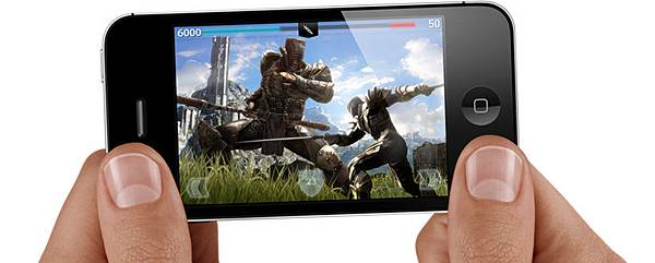 A5 晶片具備兩個核心,可提供高達 2 倍的處理動力,以及更快達 7 倍的繪圖效能1。感受它的效果,就是一個「快」字。iPhone 4S 反應快速且靈敏,在你開啓應用程式、瀏覽網頁、玩遊戲與進行每