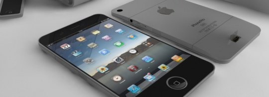 iPhone 5 Concept – Leaked – Expected Design