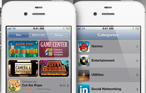App Store。超過 500,000 個應用程式,讓你優游工作、遊樂,與介於其間的每件事。 內建於你 iPhone 裡的應用程式只是個開端。在 App Store 瀏覽,成千上萬個應用程式,分門別類應有盡有,許多應用
