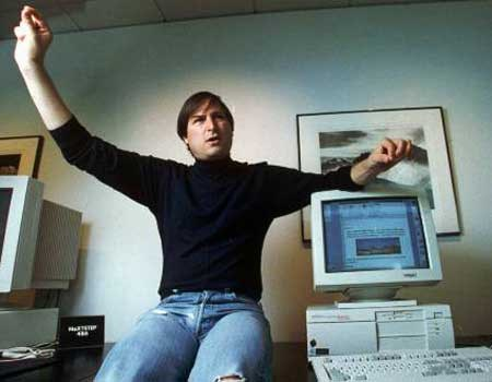 1980年,蘋果公司正式上市。
