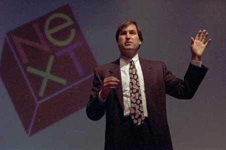 1986年,約翰史考利成為蘋果總裁。賈伯斯則創辦 NeXT電腦公司,同時買下Lucasfilm的電腦繪圖部門,並改名為皮克斯 (Pixar)。