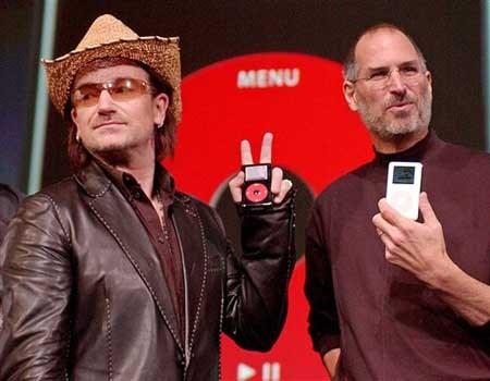 2001年,蘋果數位音樂播放器 iPod首度在Palo Alto的蘋果專賣店販售,推出價美金399元。