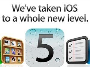 蘋果公司今天正式開放iOS5作業系統下載,iPad、iPhone或iPod的用戶可透過iTunes更新你的作業系統。iOS5最大的特色是新增了iCloud雲端服務功能,讓所有的蘋果產品可藉由「雲」的概念合為一體,未