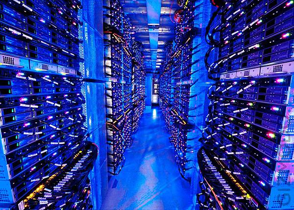 微軟廣闊的基礎設施