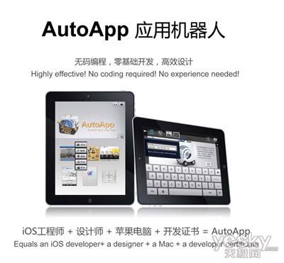 AutoApp 應用機器人