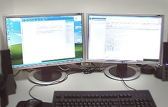 雙螢幕使用經驗談