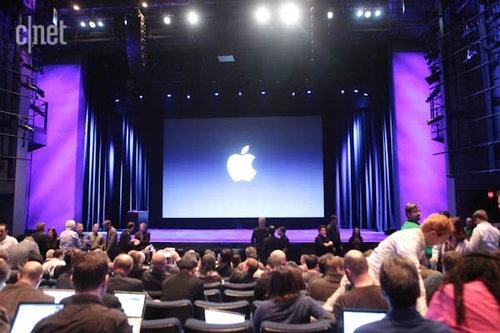 蘋果新iPad發表會,絕對是眾多媒體不可缺席的重要盛會