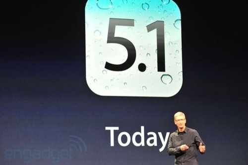 今天開放升級,不過沒有交代支援的iOS裝置跟新增功能
