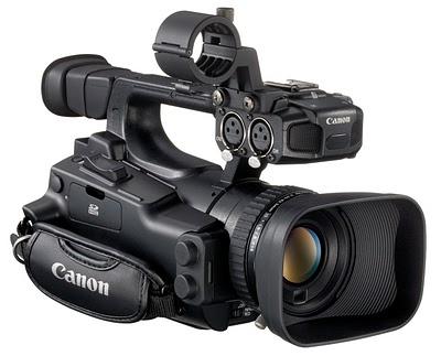 具有SDI高畫質輸出的專業攝影機