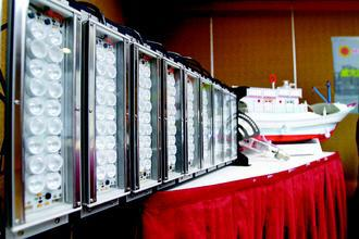 高亮度LED燈捕魚 年省6億