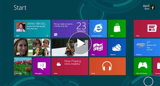 Windows8繁中版