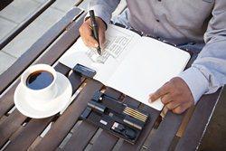 Wacom推出首款離線數位筆Inkling 針對以紙筆方式繪圖、做筆記,並希望把其鏈接到數碼工作流程的專業創意人士