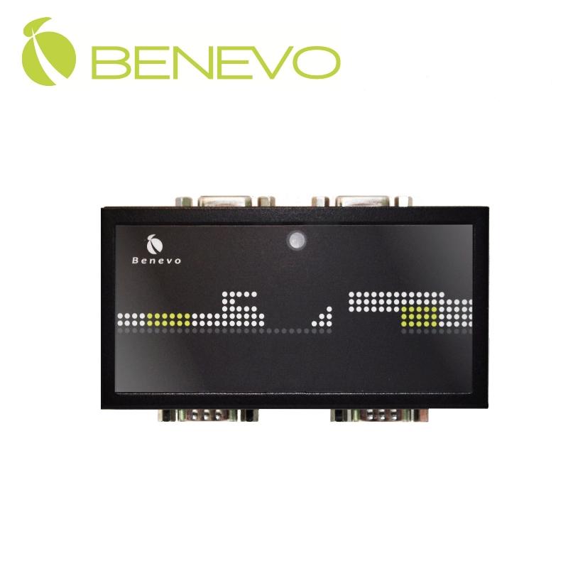 BENEVO推出搭配數位講桌使用的VGA雙輸出影音切換器,讓設置與操作更簡單