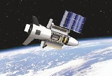 美國秘密研製的 X-37B 無人駕駛太空飛機,將於香港時間今 (12) 日凌晨約 2 時,第 3 次升空至地球軌道。當局僅稱該飛機是美國空軍的太空測試平台,但專家估計 X-37B 可攻擊敵國人造衛星。美國雜誌《太空飛行》曾報導, X-37B 可監控中國「天宮一號」太空站。