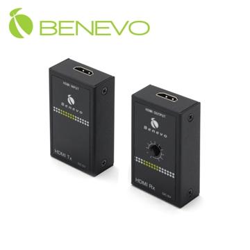 可以將HDMI 1080p延伸達50~70公尺的網線型延伸器BHE101(3D)