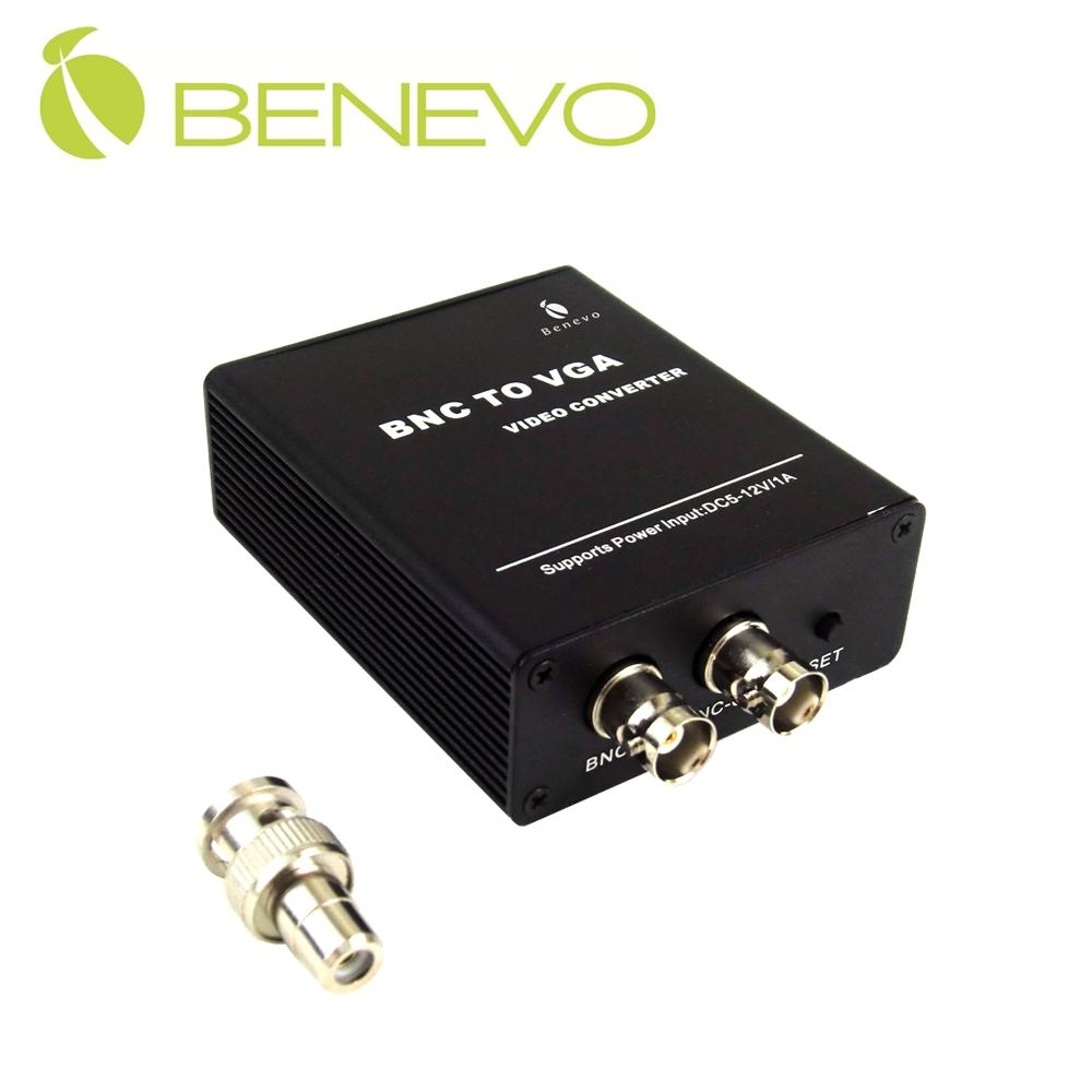 專業型BNC Video轉VGA訊號轉換器