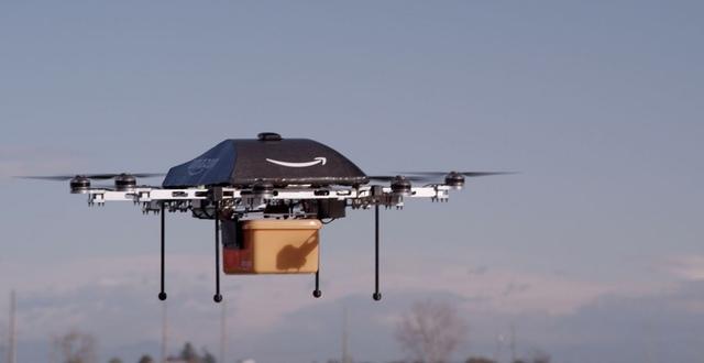 ▲一旦等到聯邦航空局(FAA)修法通過,Amazon Prime Air 就能準備進入商轉階段。
