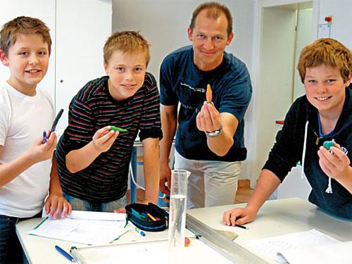 借鏡德國:校園成為創新基地