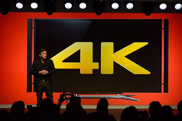 電視和4K技術