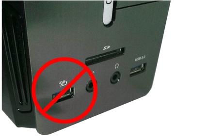 封鎖USB:在USB埠貼上易碎貼紙?!