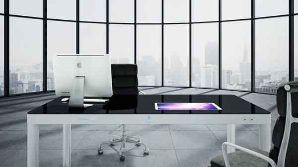 如果你的工作常會需要同時參照兩個視窗,比方說看著瀏覽器網頁數據打Excel報表、或是一邊看影片一邊加字幕之類的,你會發現,幫一台電腦裝上「雙螢幕」絕對能事半功倍。延續這樣的概念,如果是在店頭與顧客進行互動、或是與同事協同作業時,這個雙螢幕的安排也同樣能派上用場。如果把第二塊螢幕給「放倒」,並選用具備觸控機能的款式,那更能帶來意想不到的效用呢!