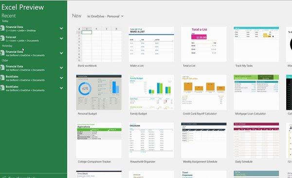 儘管對於實際的使用細節沒有太多的公布,但這種只需要手機和螢幕,就可以進行簡單文書處理的概念,依然讓眾人十分驚豔。未來Office家族的主力軍Word、Excel、PowerPoint、OneNote 和 Outlook都會擁有這種體驗模式。