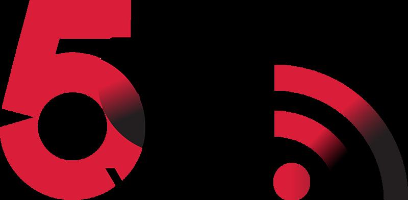 """在網速方面,5G將比現有的4G快上10-100倍,這就意味著未來我們能享有4Gbps的超高網速(這也是5G得名""""沒有光纖的光纖網路""""的原因)"""