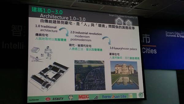建築1.0~3.0 由傳統建築到豪宅,是人與環境間關係的演進故事