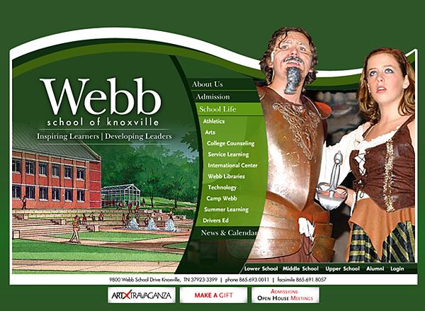 ▲Webb School of Knoxville是一所私立學校,而且學費可是相當不便宜。幼稚園到五年級的學生,一學年要12,700美金,約合台幣38萬!以上到高中一學年更要14,620,約合台幣快44萬,書籍費還另計。(�