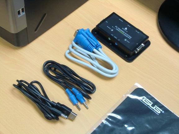 學生電腦施工安裝的配件,學生廣播盒底部為磁吸式,所以可以附著於電腦桌背面