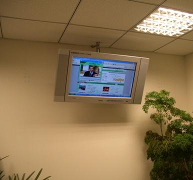 BENEVO推出校園電腦影音廣播方案 - LCD液晶電視