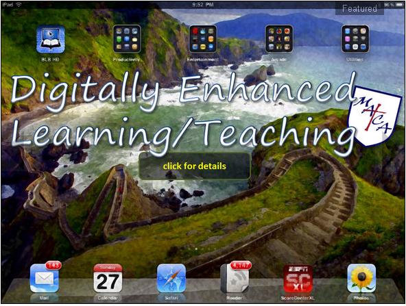 透過數位化增進的學習與教學