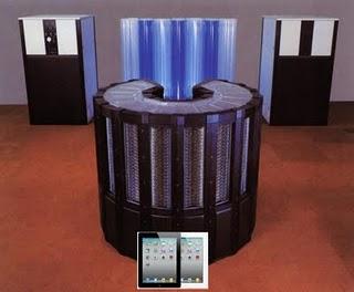 1994年的超級電腦:iPad 2