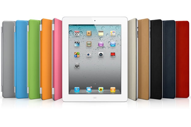 iPad2 with Smart Covers