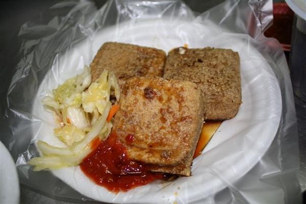 阿灶伯的臭豆腐!!!