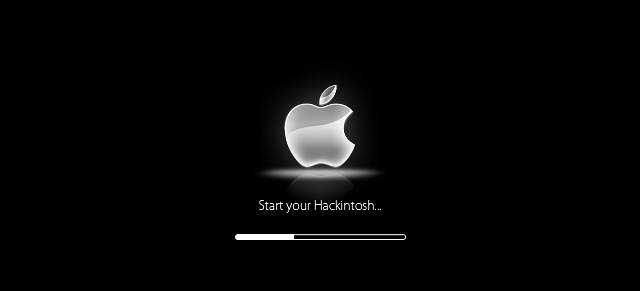 hackintosh start logo