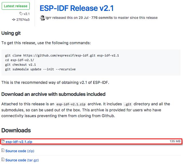 esp-idf-v2.1