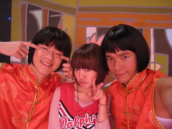 中國娃娃三人組~