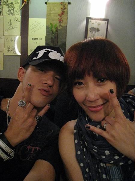 阿BEn&GiGi~ROCK!!!