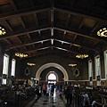 LA Union Station~最有歷史的車站!!!