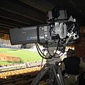 連播球賽的攝影機都是HD!!!