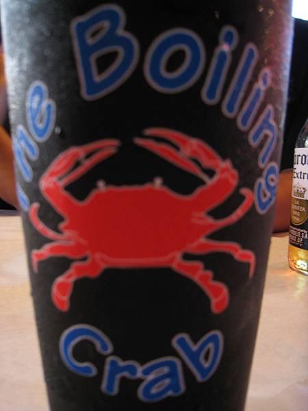 連杯子都是螃蟹~~~