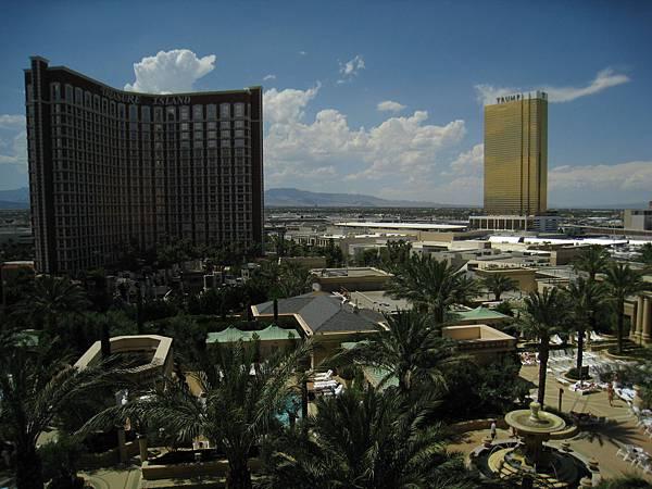 Vegas~Palazzo~房間的景觀2