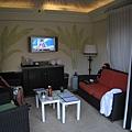 Vegas~Palazzo~泳池包廂~跟房間一樣~該有的都有^^