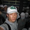 8.8水災賑災at林邊~在接駁車裡面...