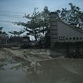 8.8水災賑災at林邊~學校, 要多久才能讓學生們上課呢???