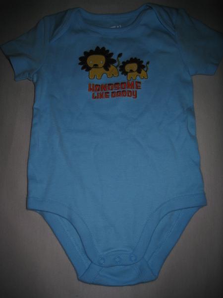 老姐買了我兒子的衣服!!!