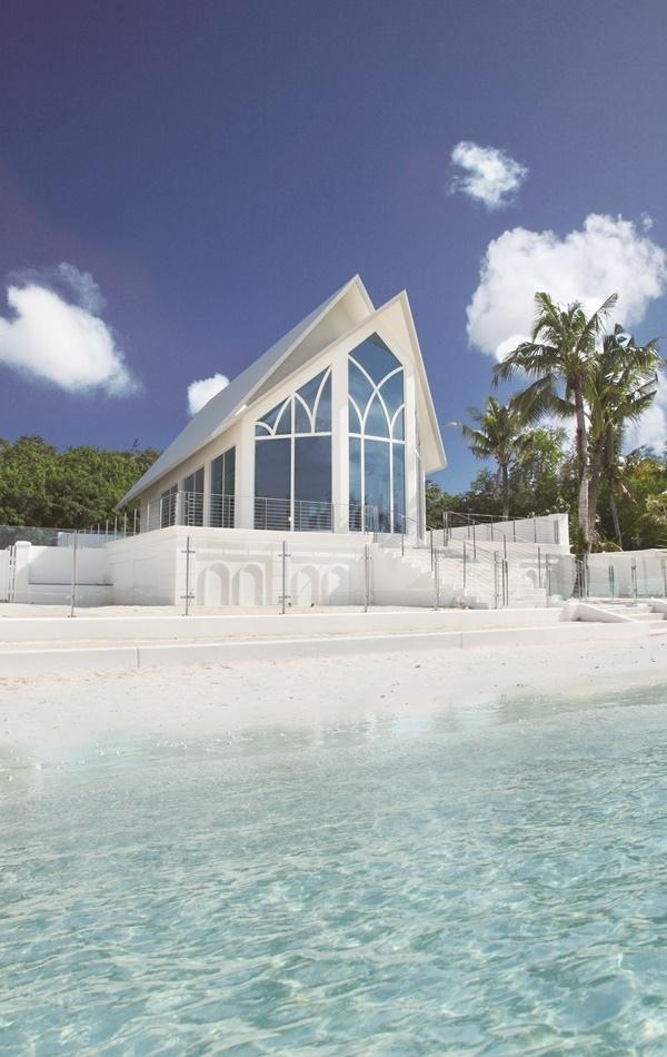 璀璨鑽石教堂 JEWEL BY THE SEA
