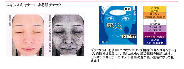 臉部檢視儀器說明